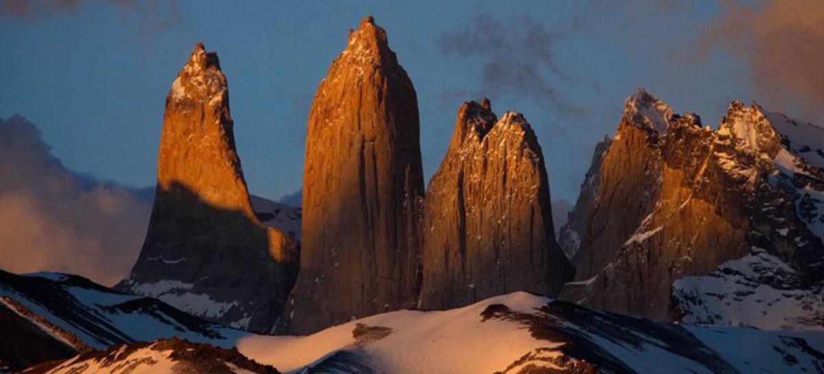 La Prestigiosa revista Alemana destaca a Torres del Paine como uno de los mejores destinos del mundo.