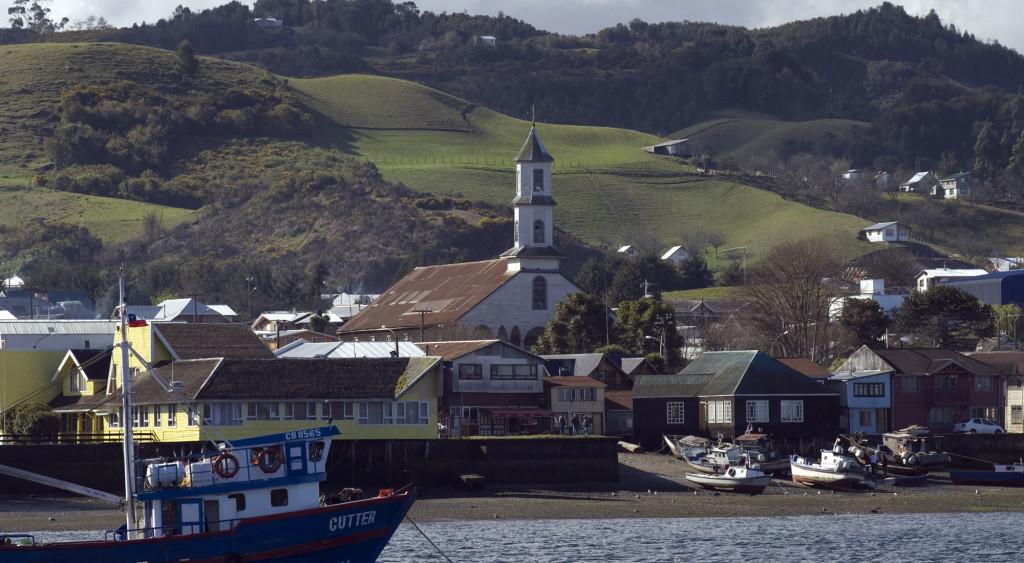 Dalcahue es una comuna chilena de la Región de Los Lagos, ubicada en la Provincia de Chiloé, en el archipiélago del mismo nombre.