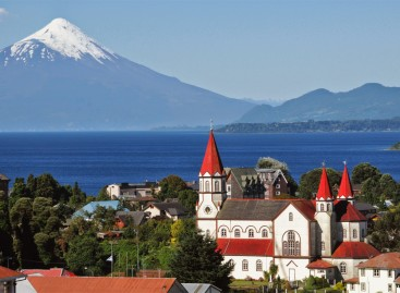10 Lugares Imperdibles en Chile  (Parte I)