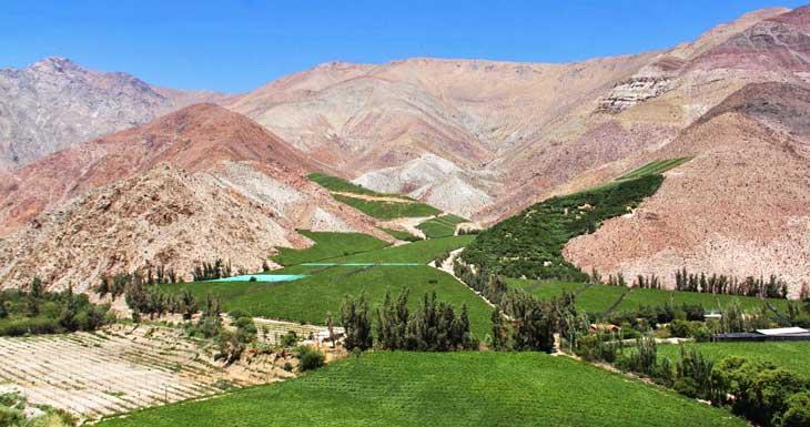 Es una cuenca hidrográfica ubicada en la provincia de Elqui, Región de Coquimbo, en Chile.