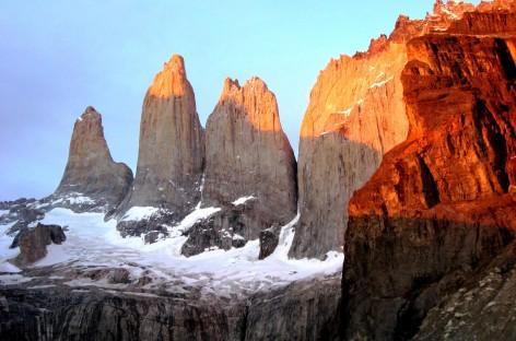 Amanecer en Torres del Paine, el sueño que muchos desean fotografiar (Parte I)