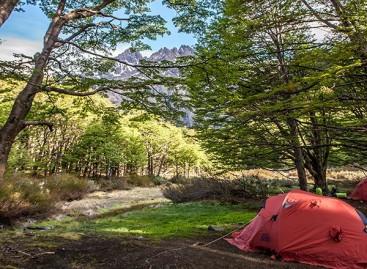 Conaf restringe Trekking en Patagonia.