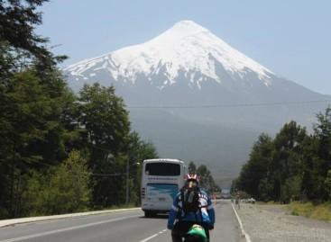 Nuevas rutas de Cicloturismo en el Sur de Chile
