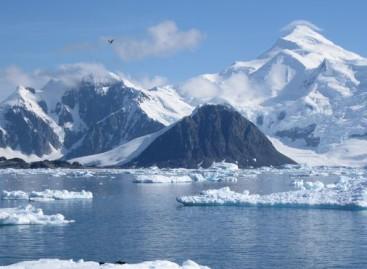 Se produce un nuevo desprendimiento en Campo de hielo Sur