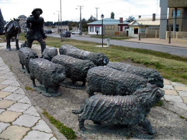 ovejero de la patagonia