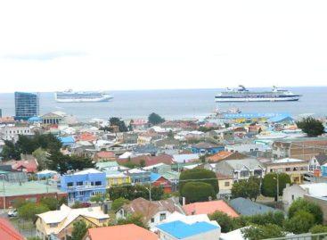 Aumento de recaladas de cruceros a Chile