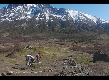 Octubre mes del mountain bike en Torres del paine