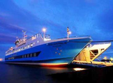 Se inagura conectividad marítima entre Aysen y Magallanes