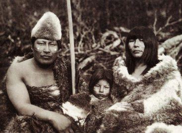 Los Onas, los primeros habitantes de Patagonia parte 1