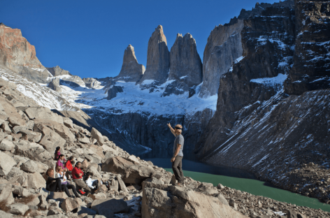 Trekking a Base de las Torres parte I.