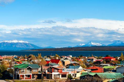 La ciudad Puerto Natales Provincia de Ultima Esperanza celebra 108 años.