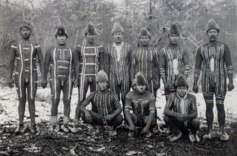 Los Onas, los primeros habitantes de Patagonia Parte 2