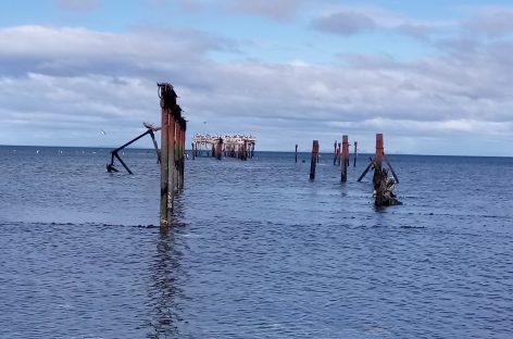 Punta Arenas en alerta por cambio climatico