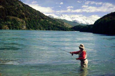 Pesca con Mosca en la Patagonia Chilena parte I.