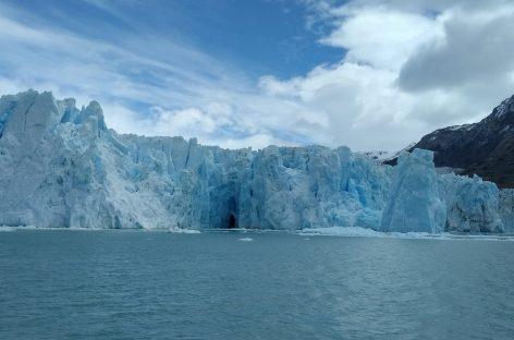 Hielos Patagonicos son mas profundos de lo pensado